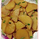 美味土豆片----小丽家常菜