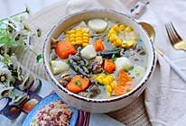 #今天吃什么#营养滋补 健脾暖胃的山药炖鸡汤的做法