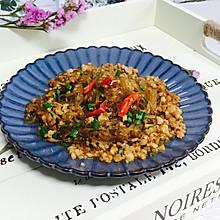 #精品菜谱挑战赛#肉末炒粉条