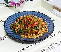 #精品菜谱挑战赛#肉末炒粉条的做法