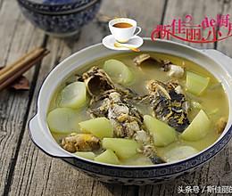 瓠子黄骨鱼汤的做法