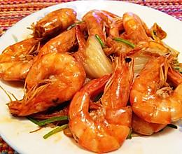 大虾烧白菜—超好吃的经典菜的做法