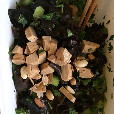 香干花生米 - 过年凉菜 下酒菜的做法 步骤6