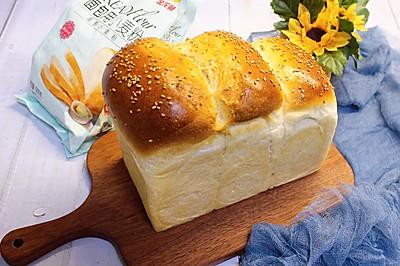 豆沙吐司阶梯面包