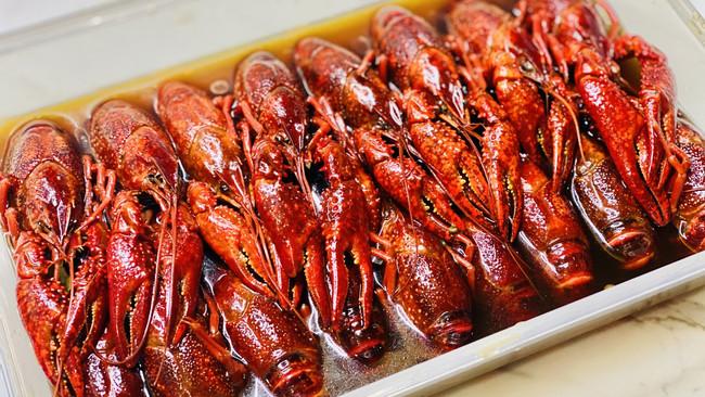 花雕冰镇小龙虾的做法
