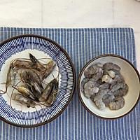 鸡丝虾仁粥的做法图解2