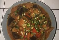 开胃/素食/番茄炒茄子的做法