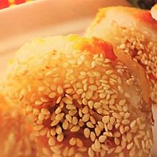 糯米鸡肉卷