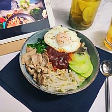 韩国拌饭【那些年我们一起追的韩餐】