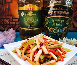 新春菜肴 | 芹菜炒香干的做法