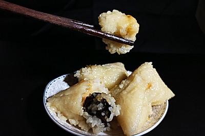 甜枣粽子(附包粽子详细视频)