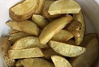 英式手工粗薯-新手零失败的做法