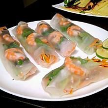 越南春卷|好吃健康非炸