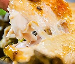 小羽私厨之荷叶包鸡的做法