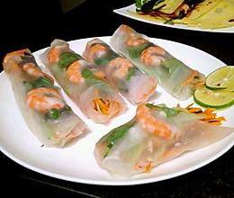 越南春卷|好吃健康非炸的做法