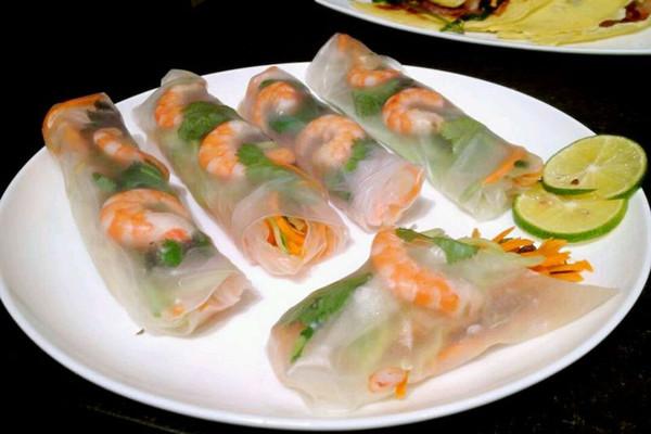 越南春卷 好吃健康非炸的做法