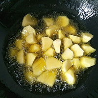 红烧土豆鹌鹑蛋#就是红烧吃不腻!#的做法图解8