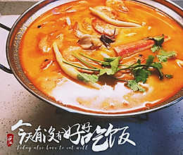 酸辣开胃泰式冬荫功虾,米饭杀手(无需复杂材料,轻松上手版)的做法