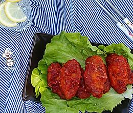 韩式炸鸡 - 烤箱也能做出酥脆的炸鸡的做法