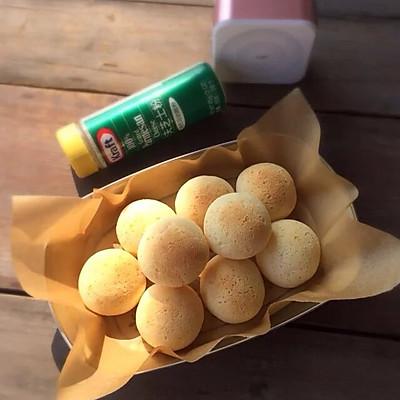 芝士麻薯包