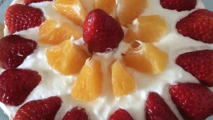 生日蛋糕(电饭锅版)