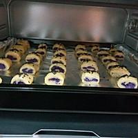 紫薯小点心的做法图解6