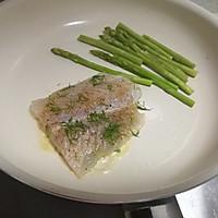 莳萝煎巴沙鱼#一起吃西餐#的做法图解4