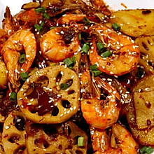 超级好吃的干锅虾,好吃的东西是要分享的