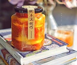 百香柚子茶的做法