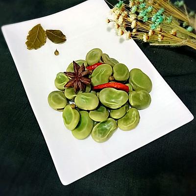 五香蚕豆+