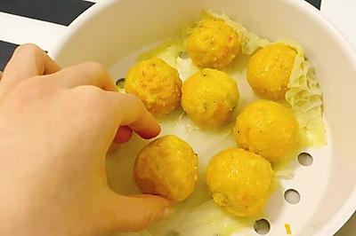 减脂蔬菜球
