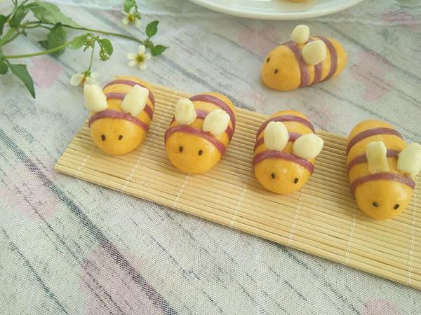 面食系列——小蜜蜂翁嗡嗡的做法