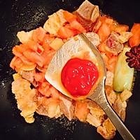 番茄土豆牛腩浓汤的做法图解11