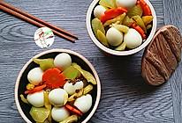 #巨下饭的家常菜#泡椒鹌鹑蛋的做法
