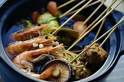 日式味增关东煮