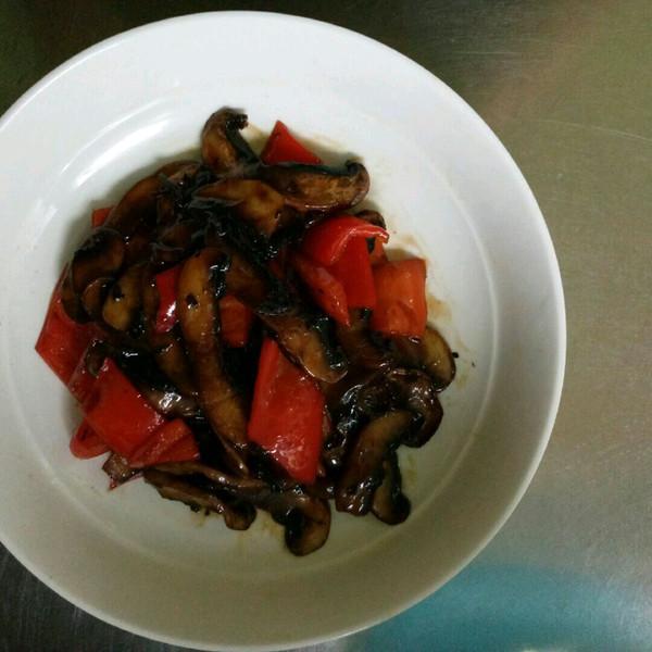 蚝油大褐菇的做法