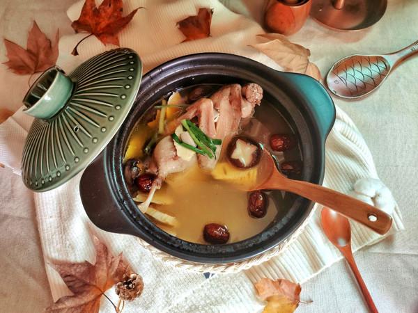 冬笋鸭汤的做法