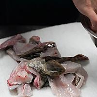 秘制广式啫啫鱼煲的做法图解1
