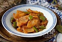 柿子椒土豆片(家常版)的做法