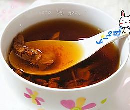 夏日滋补时令汤---枸杞虫草花猪腰汤的做法