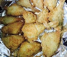 炸小鱼的做法