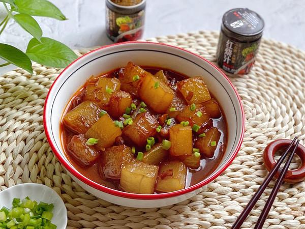 红烧瑶柱冬瓜 比红烧肉更香的做法