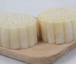 【中秋佳节】奶黄冰皮月饼的做法