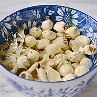莲子百合绿豆汤 #520,美食撩动TA的心!#的做法图解2