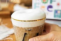 奶泡咖啡冻#的做法