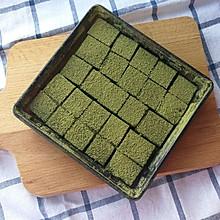 日式抹茶生巧