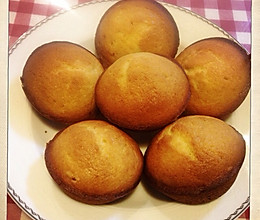 超简单麦芬蛋糕的做法