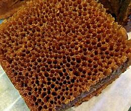 蜂巢蛋糕的做法