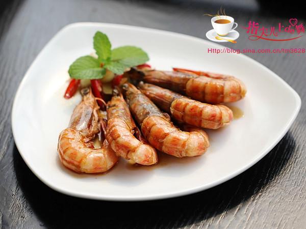 【膳食】干烧大虾的做法