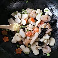 马蹄炒虾仁——时令快手养生菜的做法图解16